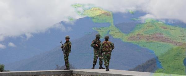 """Penembakan di Puncak tidak bernuansa """"Papua Merdeka"""""""