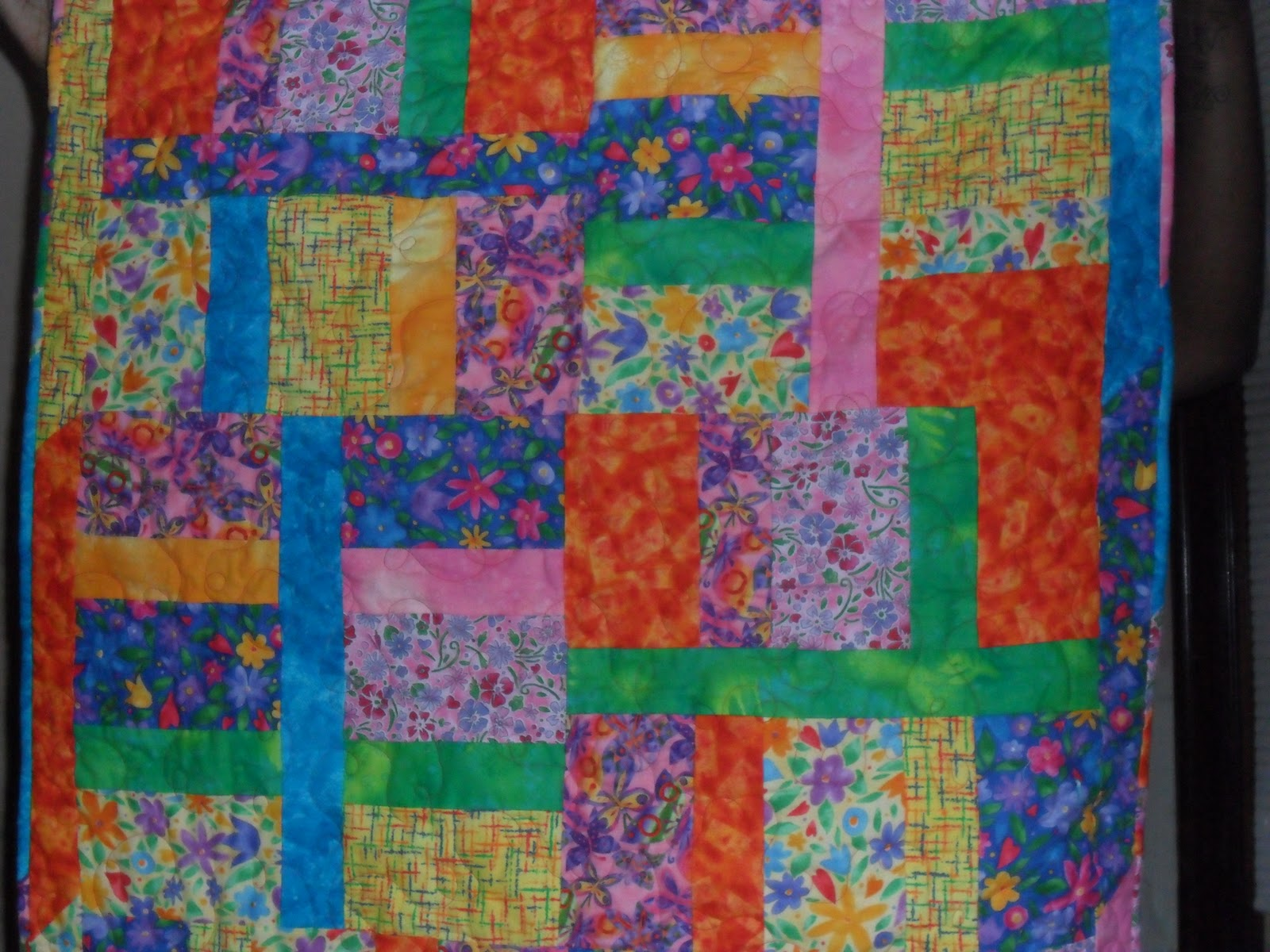 "The Slow Quilter: What is a ""Flimsy""????"