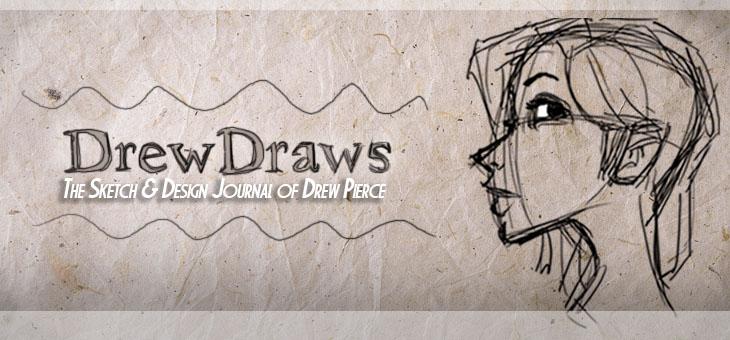 ART BLOG of Drew Pierce