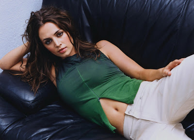 Eliza Dushku Wallpaper