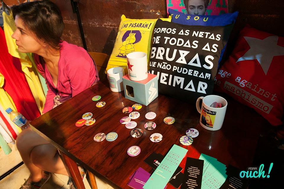 Blog Heroicas: Loja Heroicas na Feira Ouch! em15/11/14