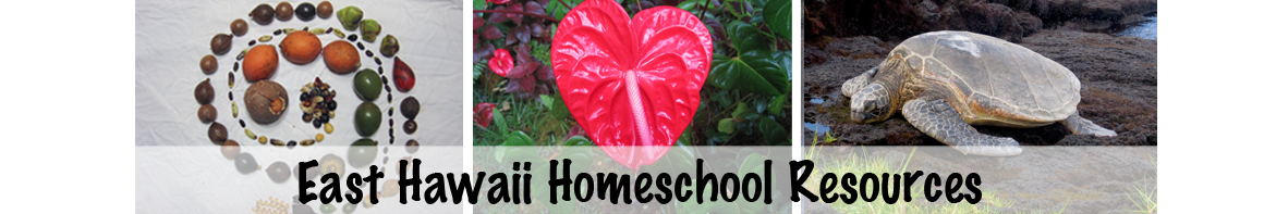 East Hawaii Homeschool Resources