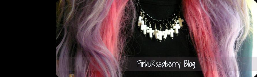 Pinku Raspberry Blog