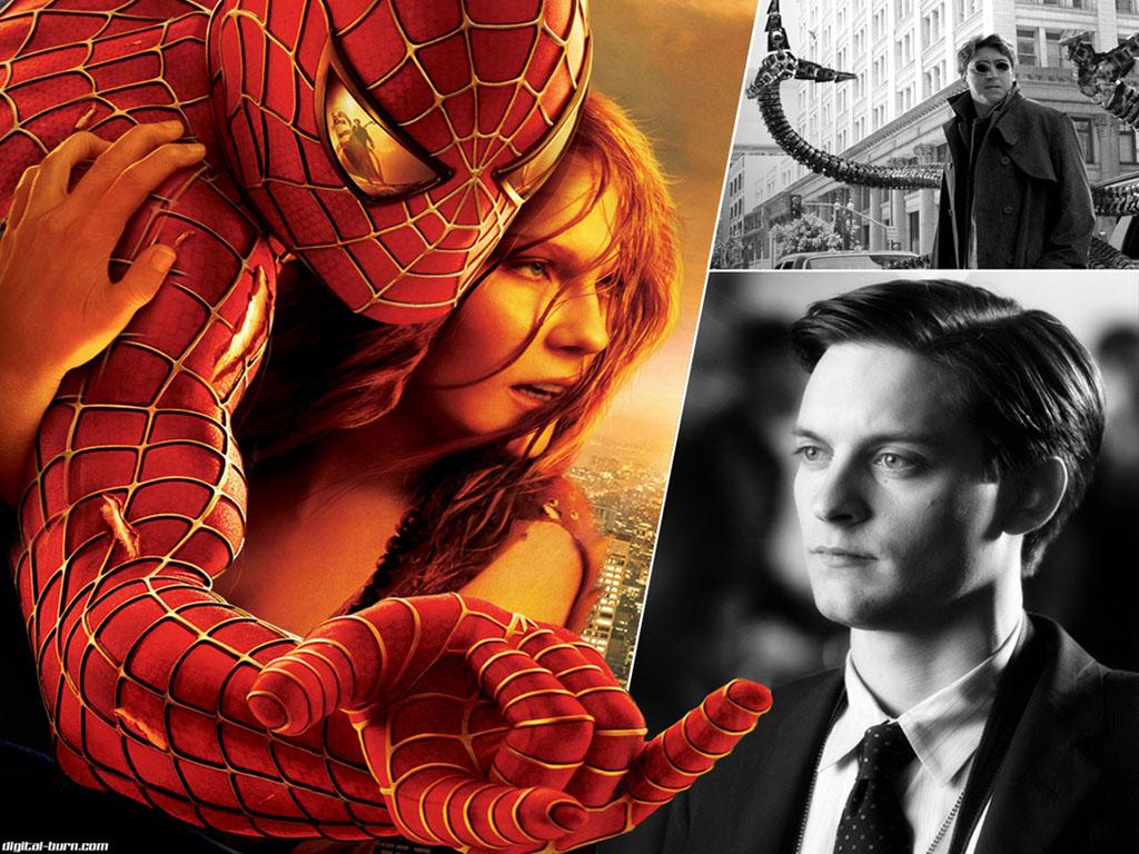 Spiderman 2 Movie Pic