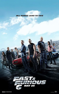 Fast & Furious 6 (2013) CAM 500MB
