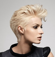 Short Hair Styles For Girls 2012