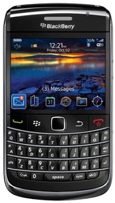 BlackBerry - Bold - 9700
