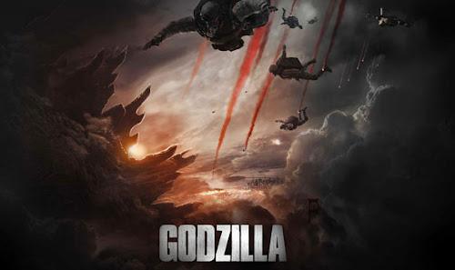 Sinta-Se Pequeno Perante O Trailer De Godzilla