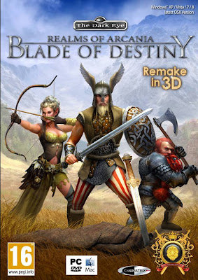 Realms of Arkania Blade of Destiny Download