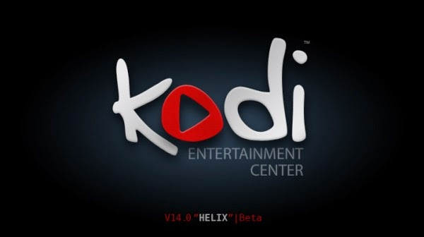 KODI XBMC 14.0 HELIX Beta 1
