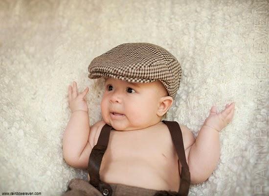 Bébé garçon 3 mois