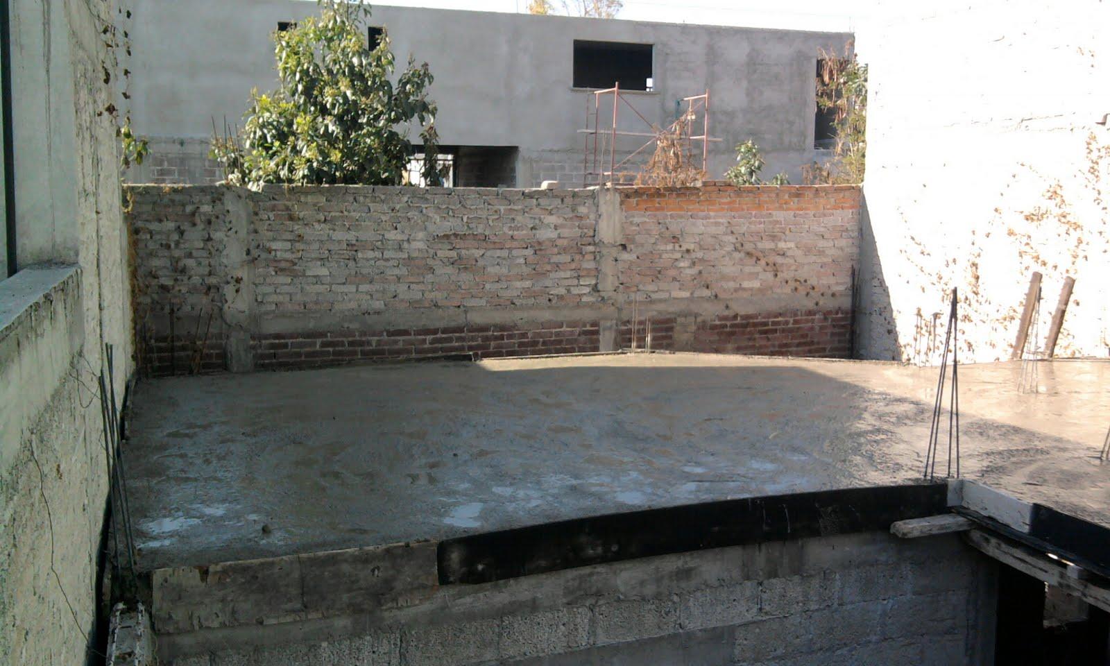 Memorias de un arquitecto sexta pregunta cuanto cemento - Cuanto cuesta el material para construir una casa ...