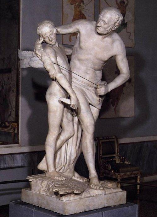 La mitologia greca nell\'arte: 2I - Antonio Canova e il mito