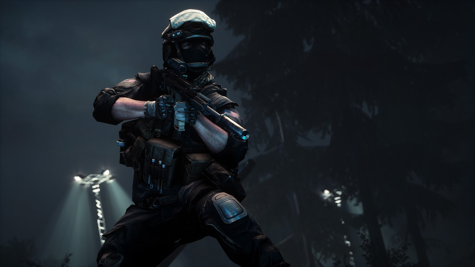 Anunciada data de lançamento para o Summer Patch e Battlefield 4: Night Operations