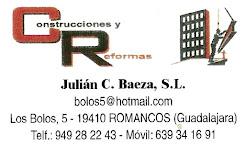 CONTRUCCIONES JULIAN C. BAEZA