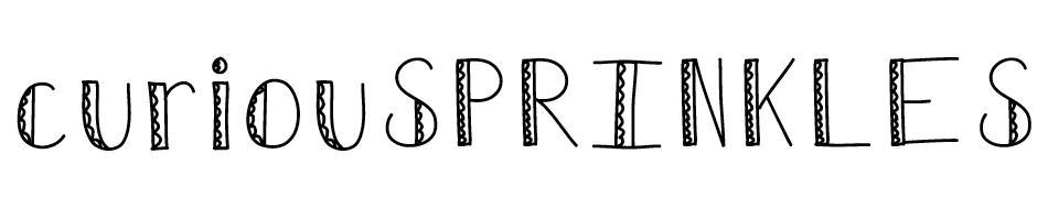 Curious Sprinkles