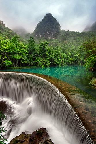 Libo, Guizhou, China: