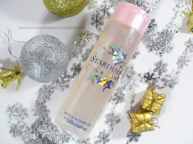 Body cream and Bath & Shower Gel Stardust Oriflame