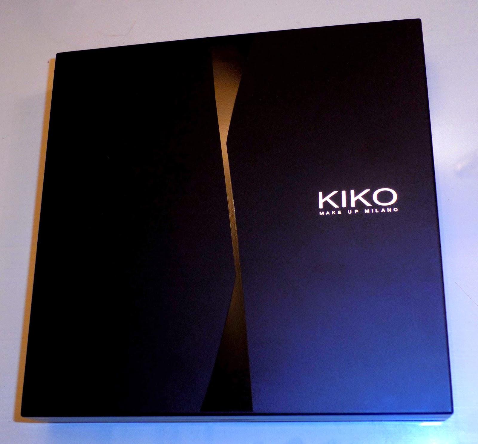 kiko paleta de sombras de ojos personalizada