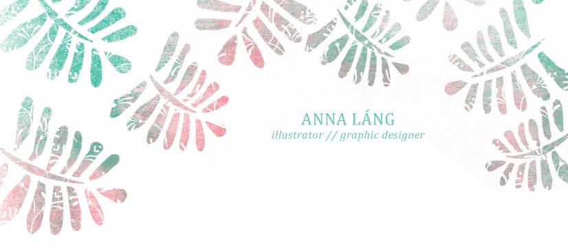 anna láng - graphic designer