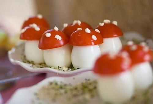 Huevos setas para cautivar a los peque os somosdeco blog for Setas decoracion
