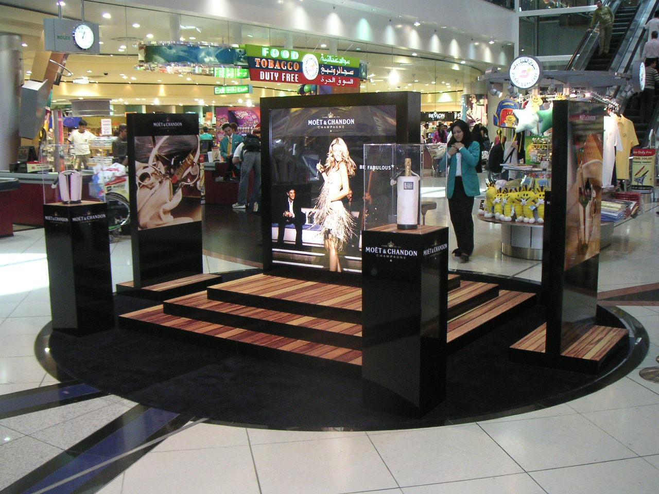 Часы в dubai duty free 1 фотография