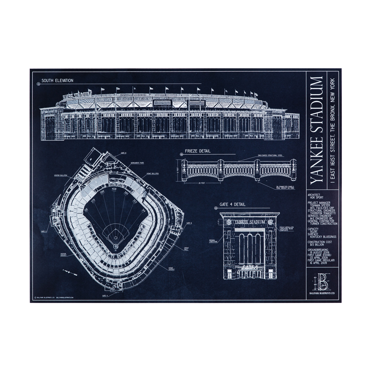 Yankee Stadium. New York Yankees