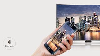 Samsung Galaxy S6 Bisa Untuk TV Wireless