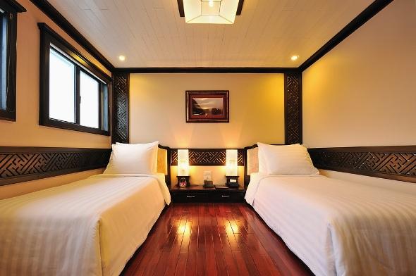 Twin Cabin - Paradise Luxury Cruise