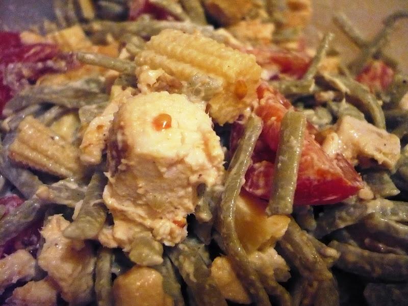 Celle qui cuisinait ou le plaisir de cuisiner salade de - Cuisiner un poulet roti ...