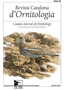 Do you know the Catalan Journal of  Ornithology?