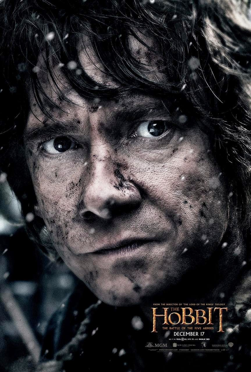 bilbo the battle of five armies