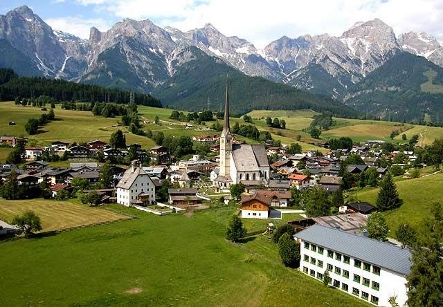 Maria Alm - Zell am See, Austria