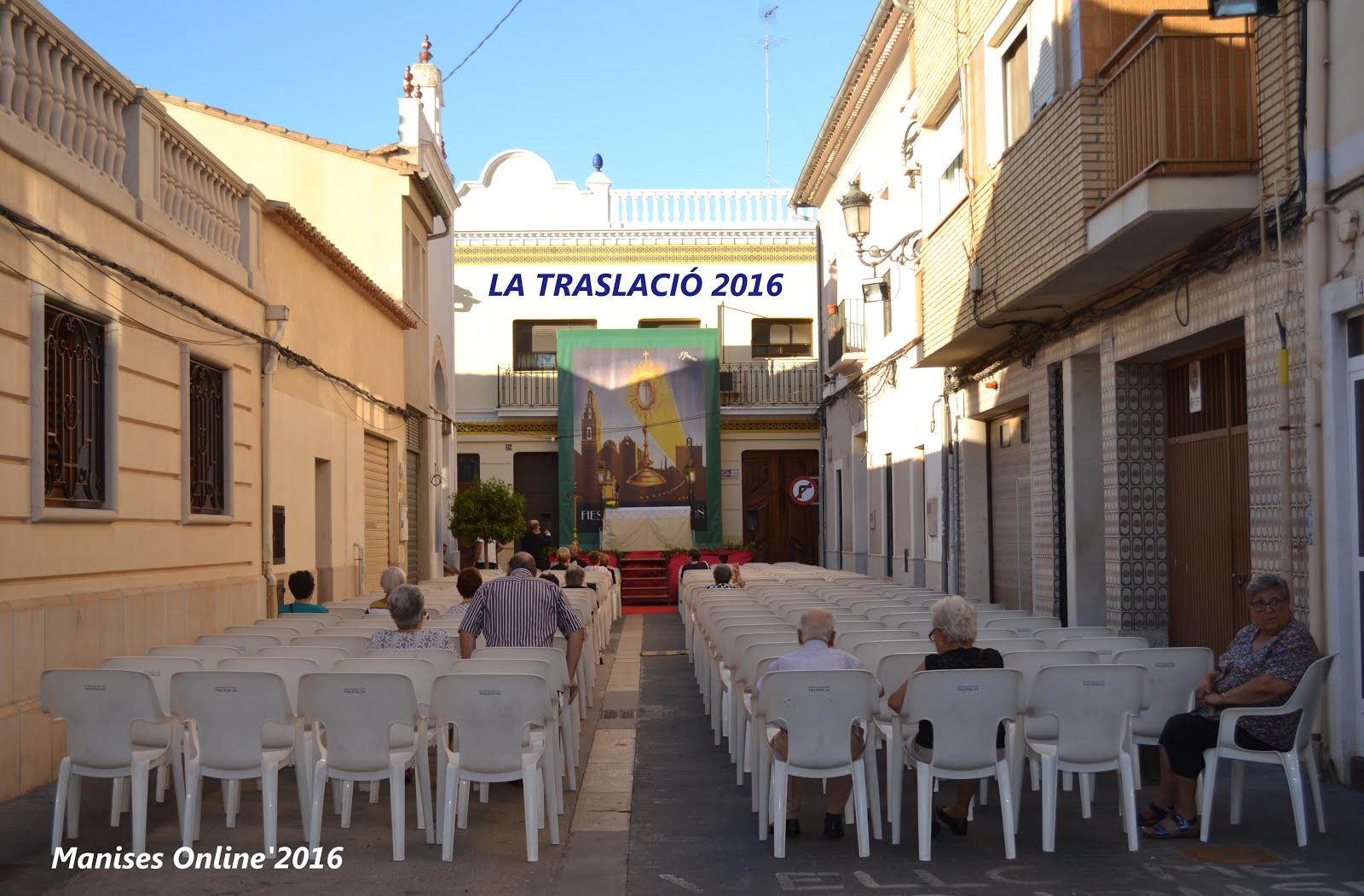 14.08.16 LA FESTA DE LA TRASLACIÓ, ARA FA 265 ANYS