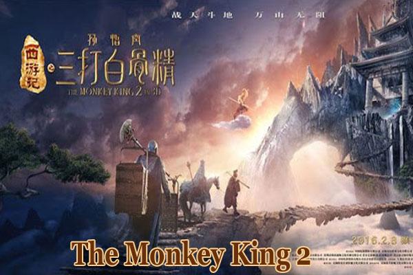 Sinopsis Lengkap The Monkey King 2 (2016) , Daftar Pemain