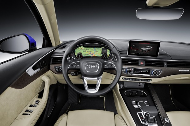 Audi A4 in 2016