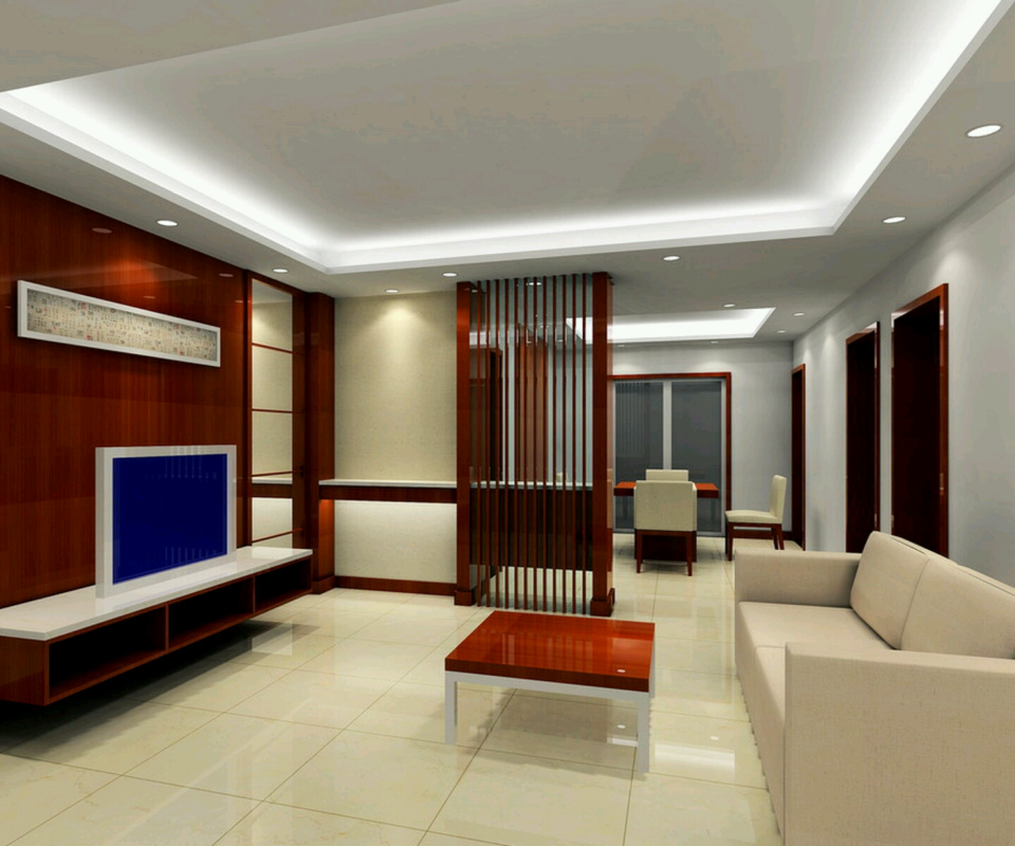 Ultra Modern living rooms interior designs decoration ideas