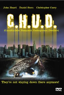 living in a radioactive world: c.h.u.d.