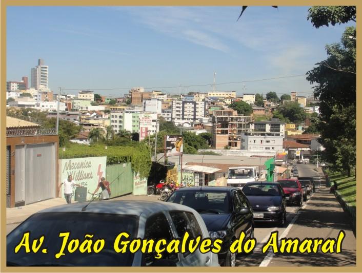 Av.João Gonçalves do Amaral