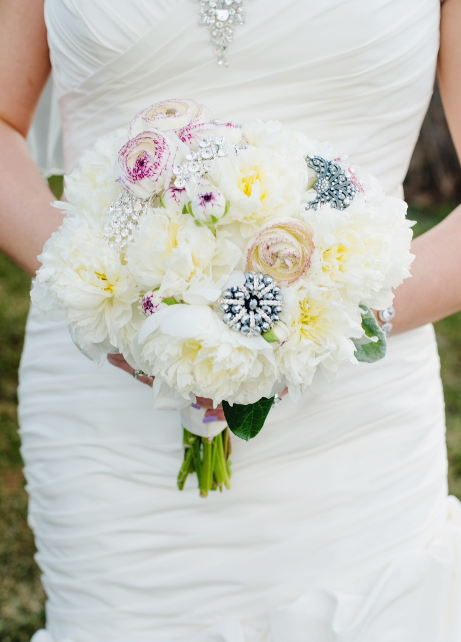 As You Wish Floral Design Early Spring Wedding At The Hy Vee