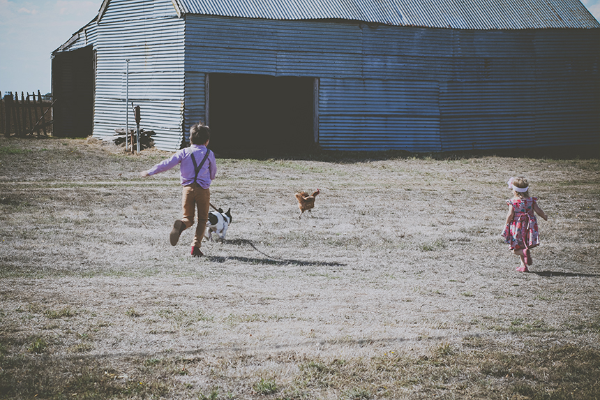 vic country farm wedding