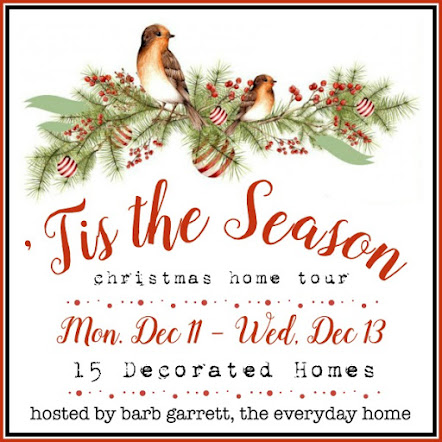 Tis The Season Christmas Home Tour
