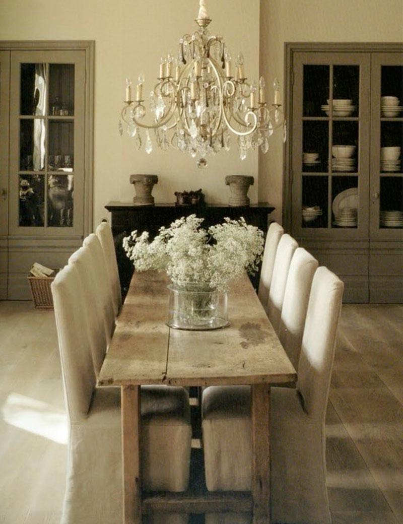 Solu O Para Sala De Jantar Estreita Mesa Estreita E Fica Lindo  -> Cozinha Integrada Com Sala De Jantar Pequena