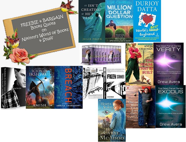 #FBQ(71): Free-Bargain books!