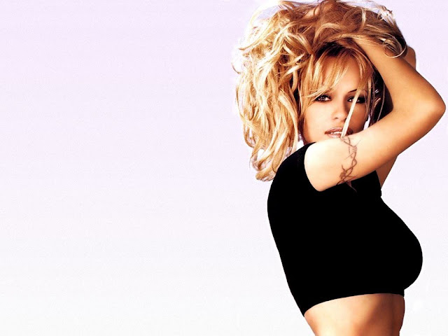 Hot Pamela Anderson Pictures