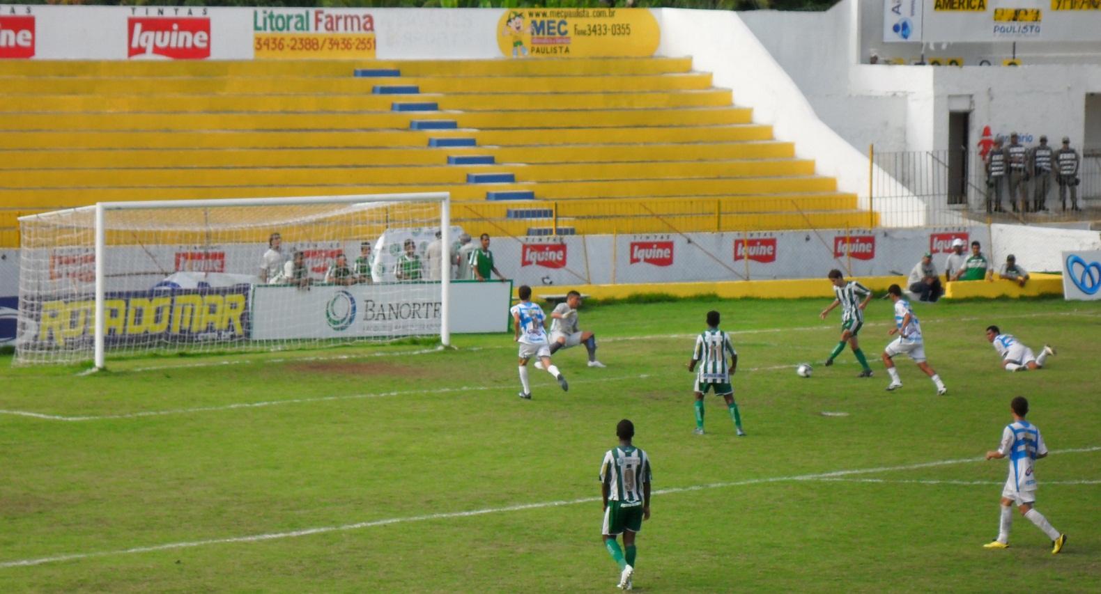 América conhece seu primeiro adversário no Campeonato Pernambucano Sub-20