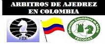 ARBITROS DE AJEDREZ EN COLOMBIA (Dar clic a la imagen)