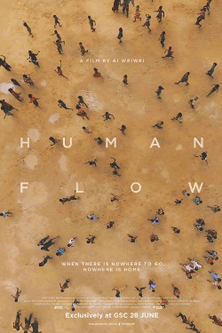 28 JUN 2018 - HUMAN FLOW (DOCUMENTARY FEATURE  - ENGLISH)