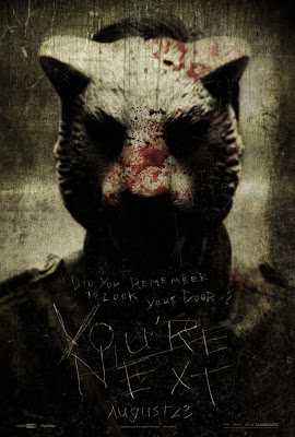 You're Next Teaser Poster 2