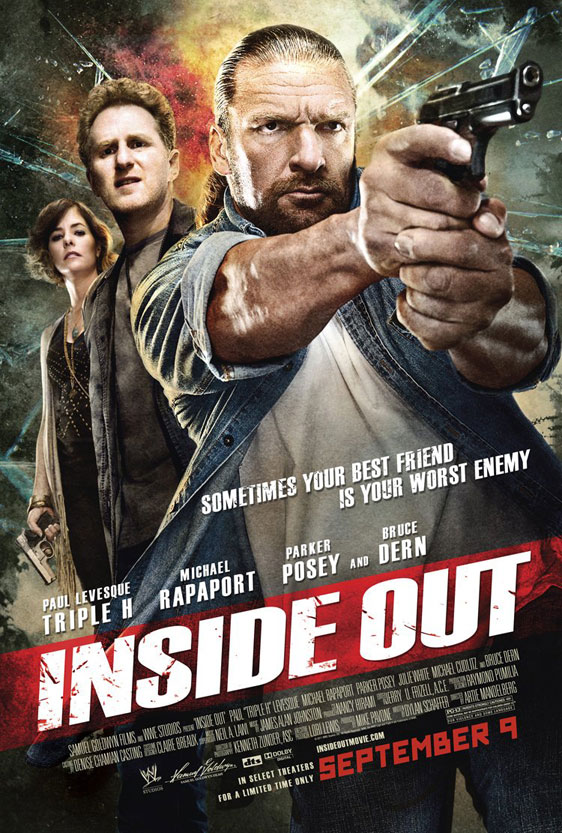 Ver Inside Out (2011) Online